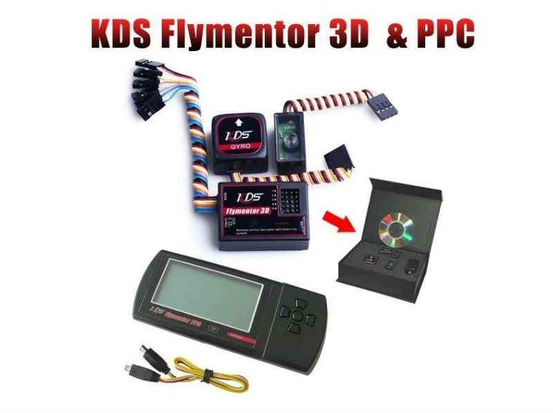 Set up KDS FLYMENTER 3D